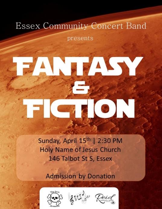 Fantasy & Fiction